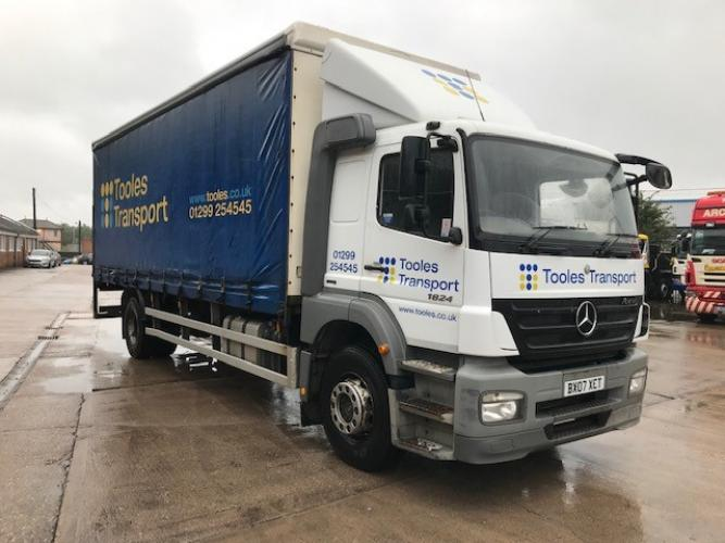 Mercedes Axor 2007 truck for sale